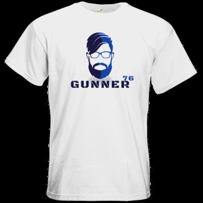 Motiv: T-Shirt Premium FAIR WEAR - GUNNER76 Kopf