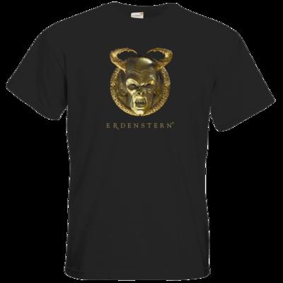 Motiv: T-Shirt Premium FAIR WEAR - Erdenstern  Into The Dark