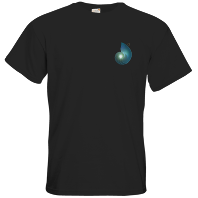 Motiv: T-Shirt Premium FAIR WEAR - Erdenstern Aqua