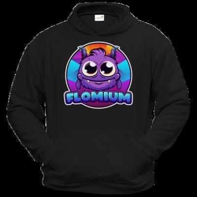 Motiv: Hoodie Classic - FLOMIUM Logo