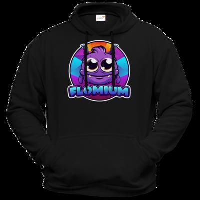 Motiv: Hoodie Premium FAIR WEAR - FLOMIUM Logo