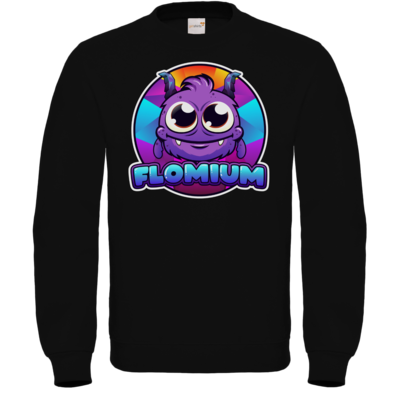 Motiv: Sweatshirt FAIR WEAR - FLOMIUM Logo