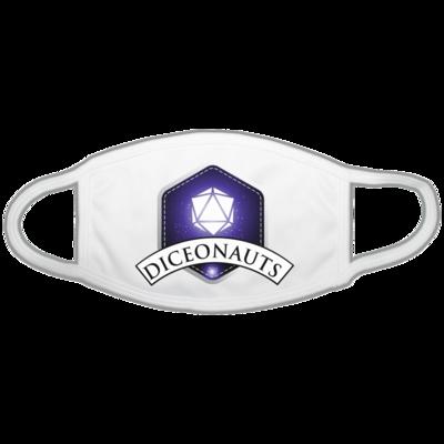 Motiv: Gesichtsmaske - Logo