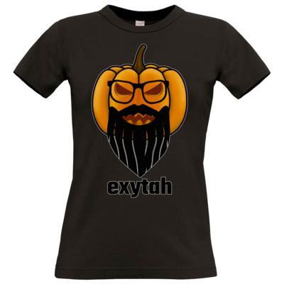 Motiv: T-Shirt Damen Premium FAIR WEAR - halloween2020