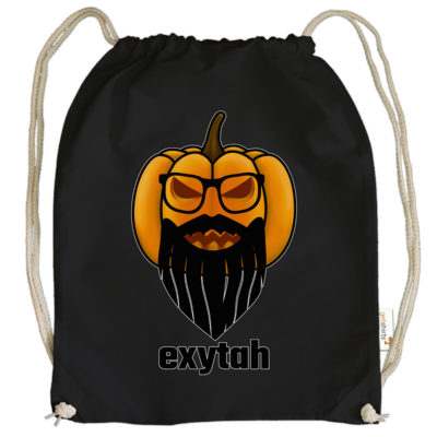 Motiv: Cotton Gymsac - halloween2020