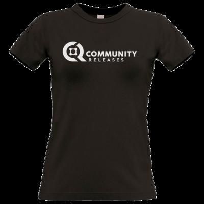 Motiv: T-Shirt Damen Premium FAIR WEAR - Co-Re Logo Typ 1