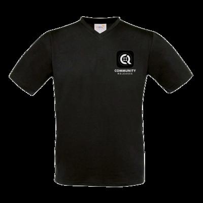 Motiv: T-Shirt V-Neck FAIR WEAR - Big Logo