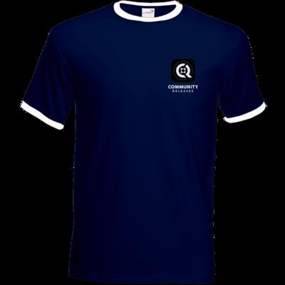 Motiv: T-Shirt Ringer - Big Logo
