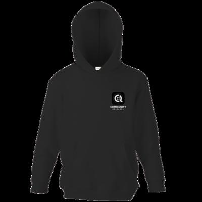 Motiv: Kids Hooded Sweat - Big Logo
