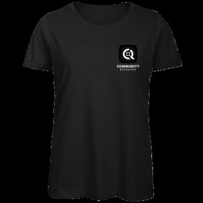 Motiv: Organic Lady T-Shirt - Big Logo