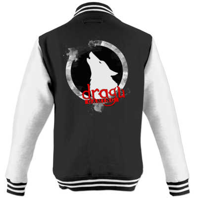 Motiv: College Jacke - DraguGaming Logo