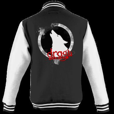 Motiv: College Jacke - DraguGaming Logo