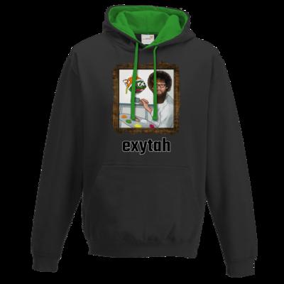 Motiv: Two-Tone Hoodie - exyross_exytah