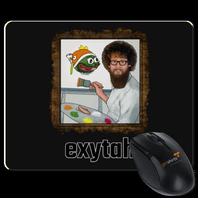 Motiv: Mousepad Textil - exyross_exytah