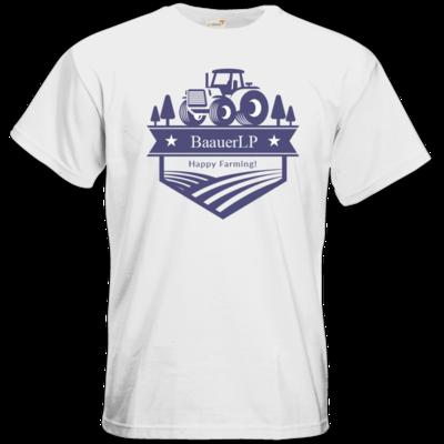 Motiv: T-Shirt Premium FAIR WEAR - BaauerLP-wappen
