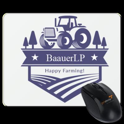Motiv: Mousepad Textil - BaauerLP-wappen