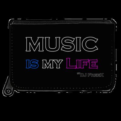 Motiv: Geldboerse - Music is my life
