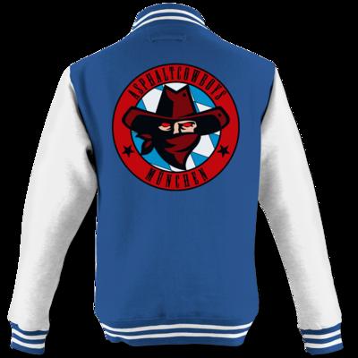 Motiv: College Jacke - Shadowrun (r) - Asphaltcowboys München