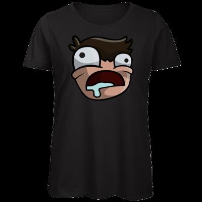 Motiv: Organic Lady T-Shirt - Logo