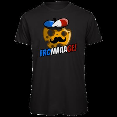 Motiv: Organic T-Shirt - Fromaaage