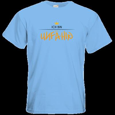 Motiv: T-Shirt Premium FAIR WEAR - ich bin unfähig