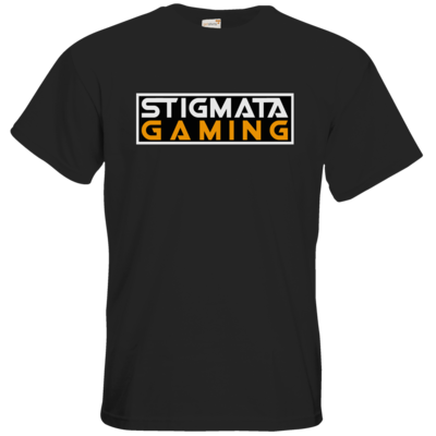 Motiv: T-Shirt Premium FAIR WEAR - Stigmata Gaming Big Logo