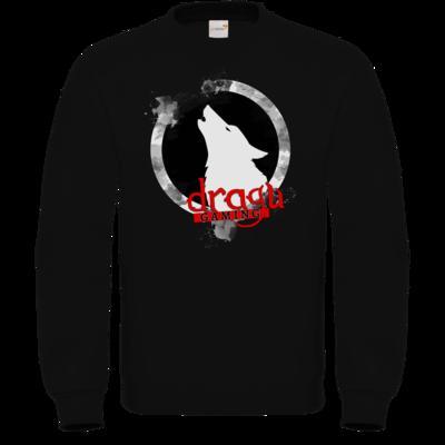 Motiv: Sweatshirt FAIR WEAR - DraguGaming Logo