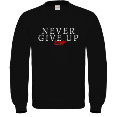 Motiv: Sweatshirt FAIR WEAR - Never give up
