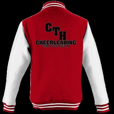 Motiv: College Jacke - Cheers für rote Artikel