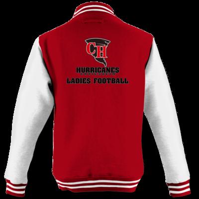 Motiv: College Jacke - Hurricanes für rote Artikel