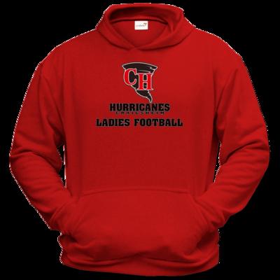 Motiv: Hoodie Classic - Hurricanes für rote Artikel