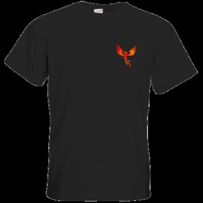 Motiv: T-Shirt Premium FAIR WEAR - Resoulance Phoenix Logo