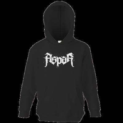 Motiv: Kids Hooded Sweat - Logo Decay
