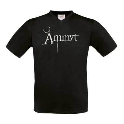 Motiv: T-Shirt V-Neck FAIR WEAR - Ammyt - Logo