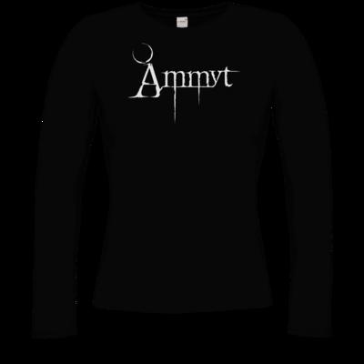 Motiv: Longsleeve Damen Organic - Ammyt - Logo