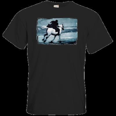 Motiv: T-Shirt Premium FAIR WEAR - Schimmelreiter