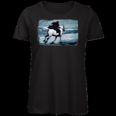 Motiv: Organic Lady T-Shirt - Schimmelreiter
