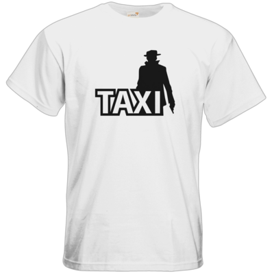 Motiv: T-Shirt Premium FAIR WEAR - Das Taxi