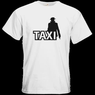 Motiv: T-Shirt Premium FAIR WEAR - Das Taxi