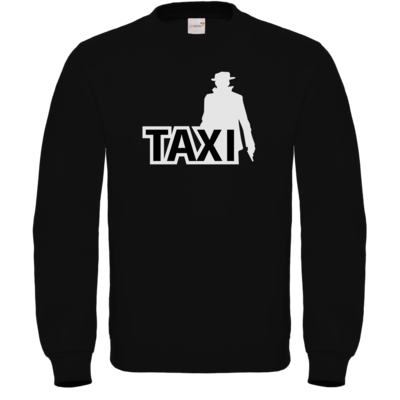 Motiv: Sweatshirt FAIR WEAR - Das Taxi