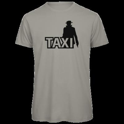 Motiv: Organic T-Shirt - Das Taxi