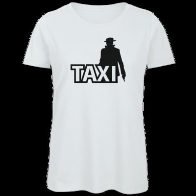 Motiv: Organic Lady T-Shirt - Das Taxi