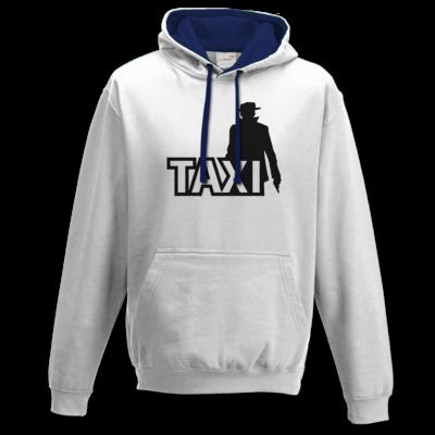 Motiv: Two-Tone Hoodie - Das Taxi