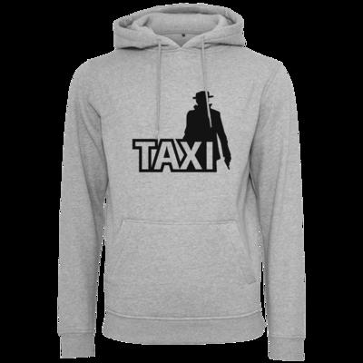 Motiv: Heavy Hoodie - Das Taxi
