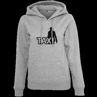 Motiv: Womens Heavy Hoody - Das Taxi