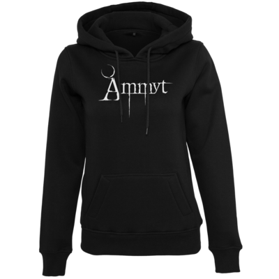 Motiv: Womens Heavy Hoody - Ammyt - Logo