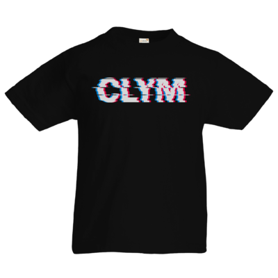 Motiv: Kids T-Shirt Premium FAIR WEAR - Clym Glitch