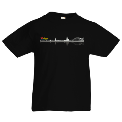Motiv: Kids T-Shirt Premium FAIR WEAR - Coolonia Skyline