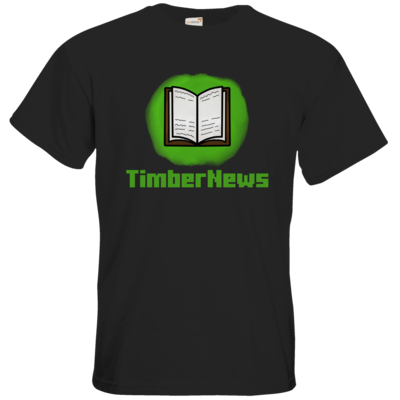 Motiv: T-Shirt Premium FAIR WEAR - Fraktion TimberNews