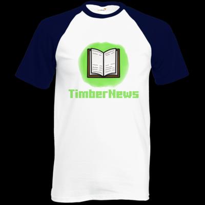 Motiv: Baseball-T FAIR WEAR - Fraktion TimberNews